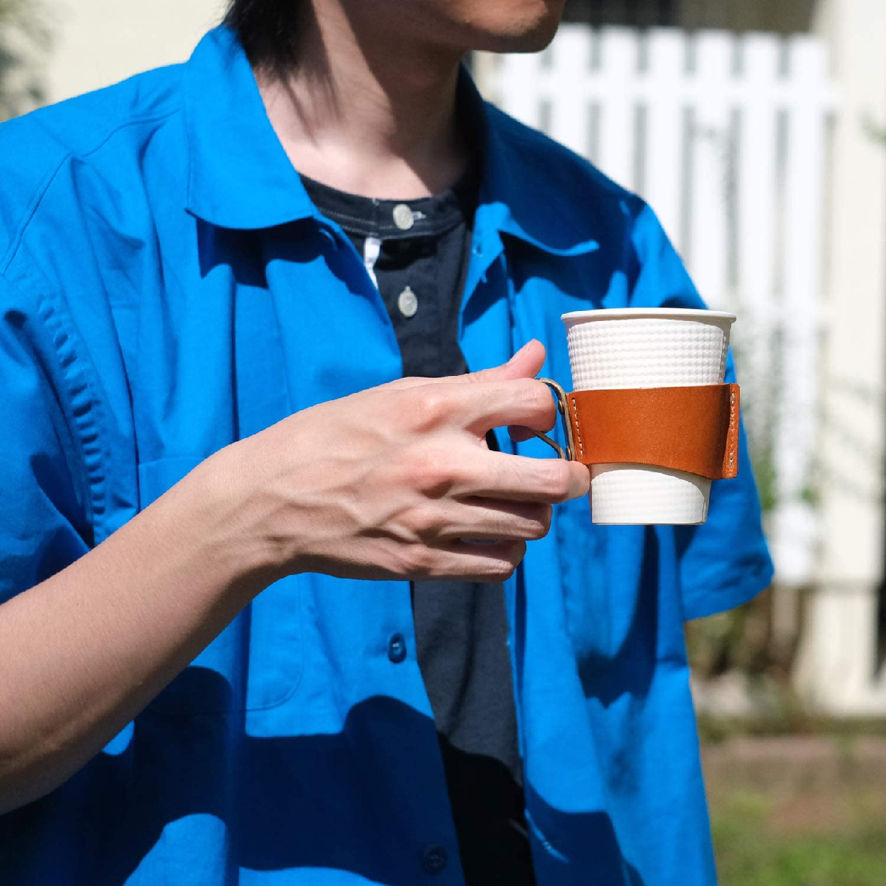 clife(クリフ)coffee and life コーヒースリーブの商品画像4