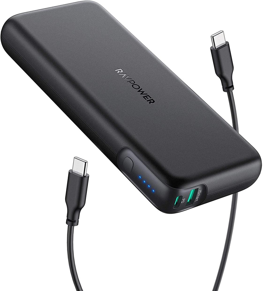 SUNVALLEY(サンバリー) 大容量・ハイパワーモバイルバッテリー RP-PB201の商品画像