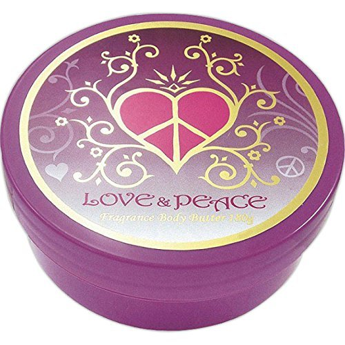 LOVE&PEACE(ラブ&ピース) フレグランス ボディバターの商品画像