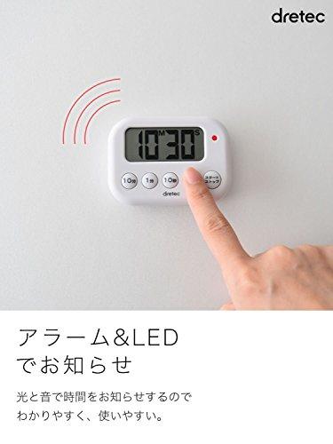 dretec(ドリテック) LEDタイマー T-528の商品画像5