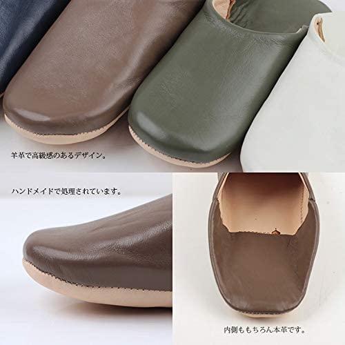 mocororo(モコロロ)バブーシュの商品画像5