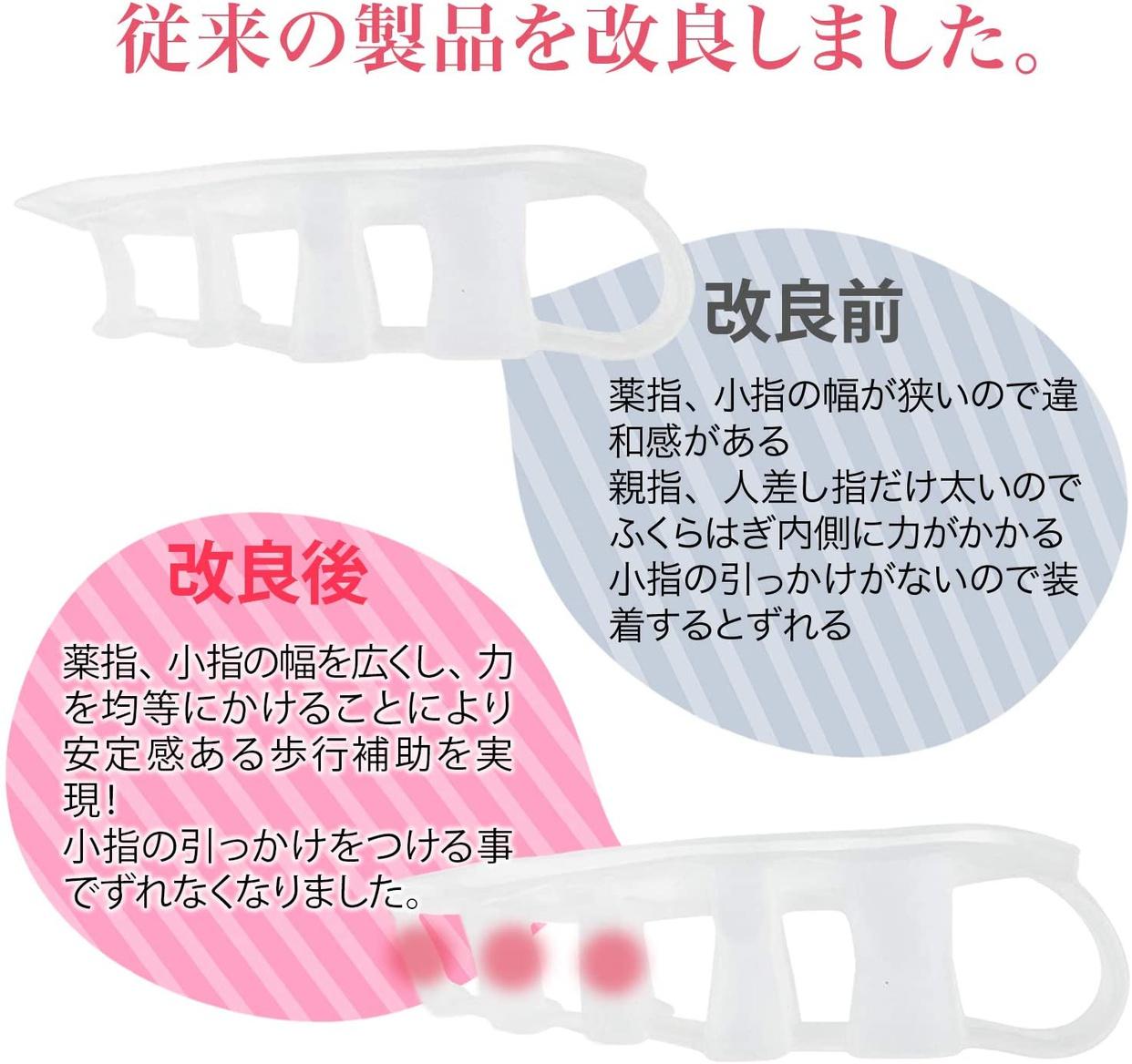 PLEASINGSAN(プリージングサン) サポーターの商品画像3