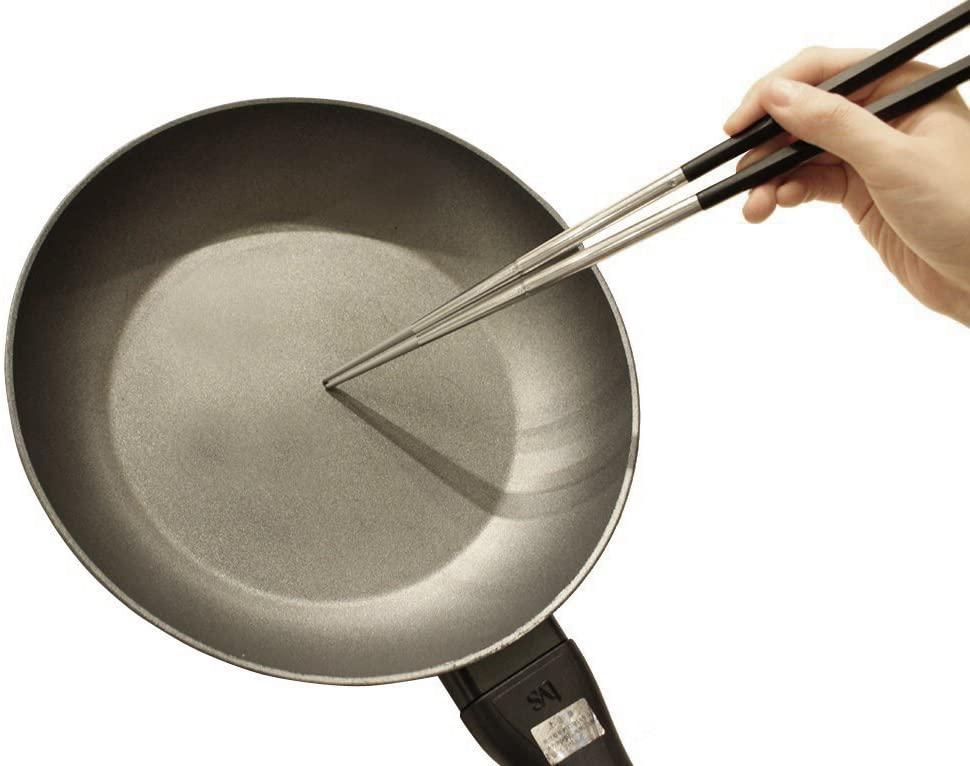 SELECT100(セレクト100) ステンレス菜箸 33cm DH3104の商品画像5