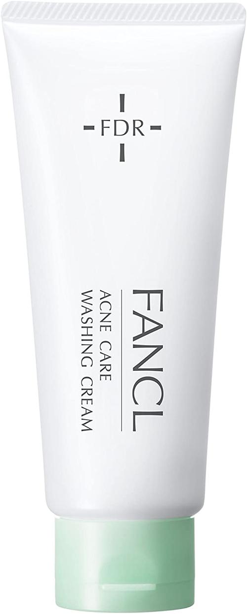 FANCL(ファンケル) アクネケア 洗顔クリームの商品画像