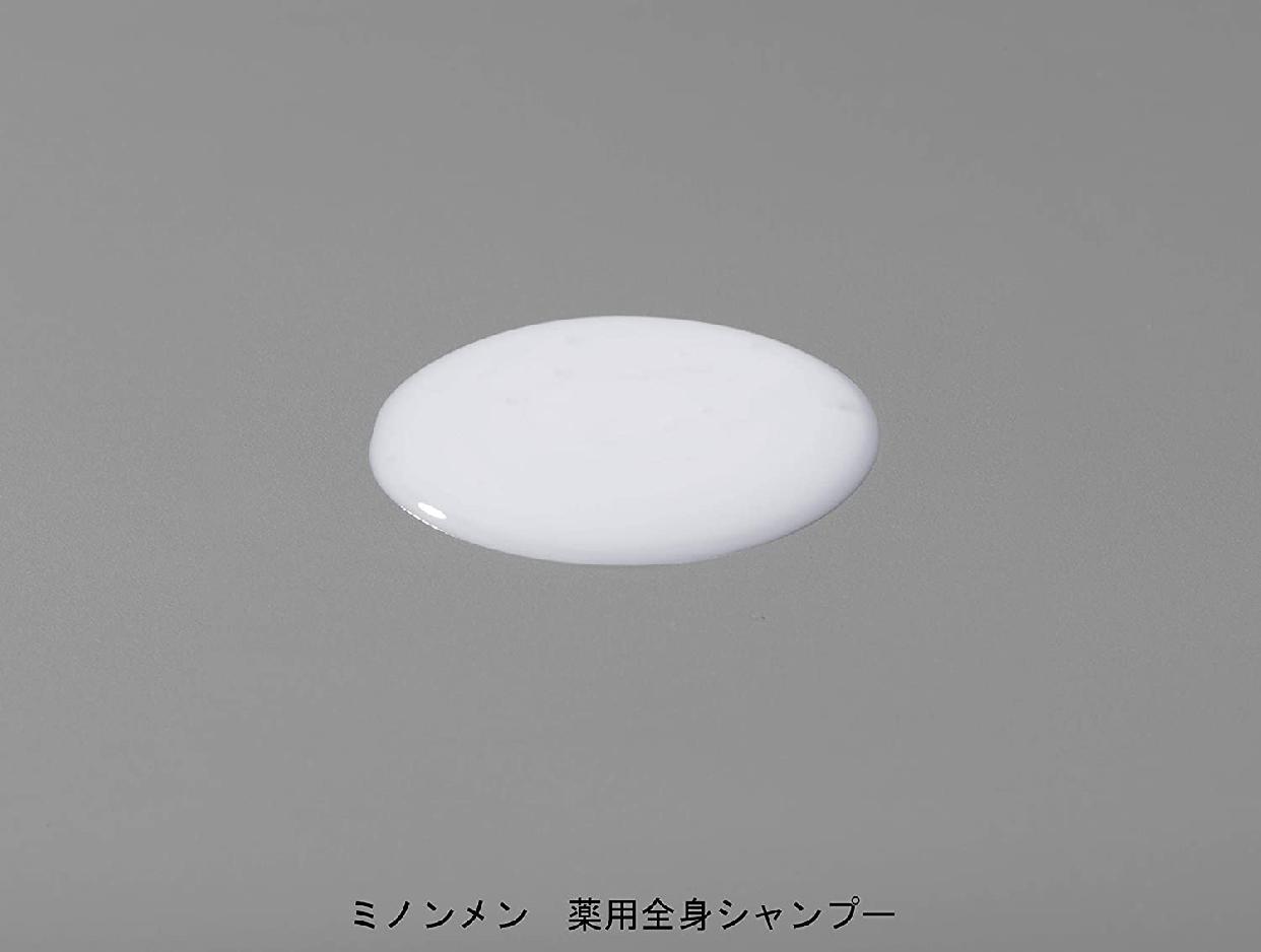MINON(ミノン) ミノン メン 薬用全身シャンプーの商品画像3