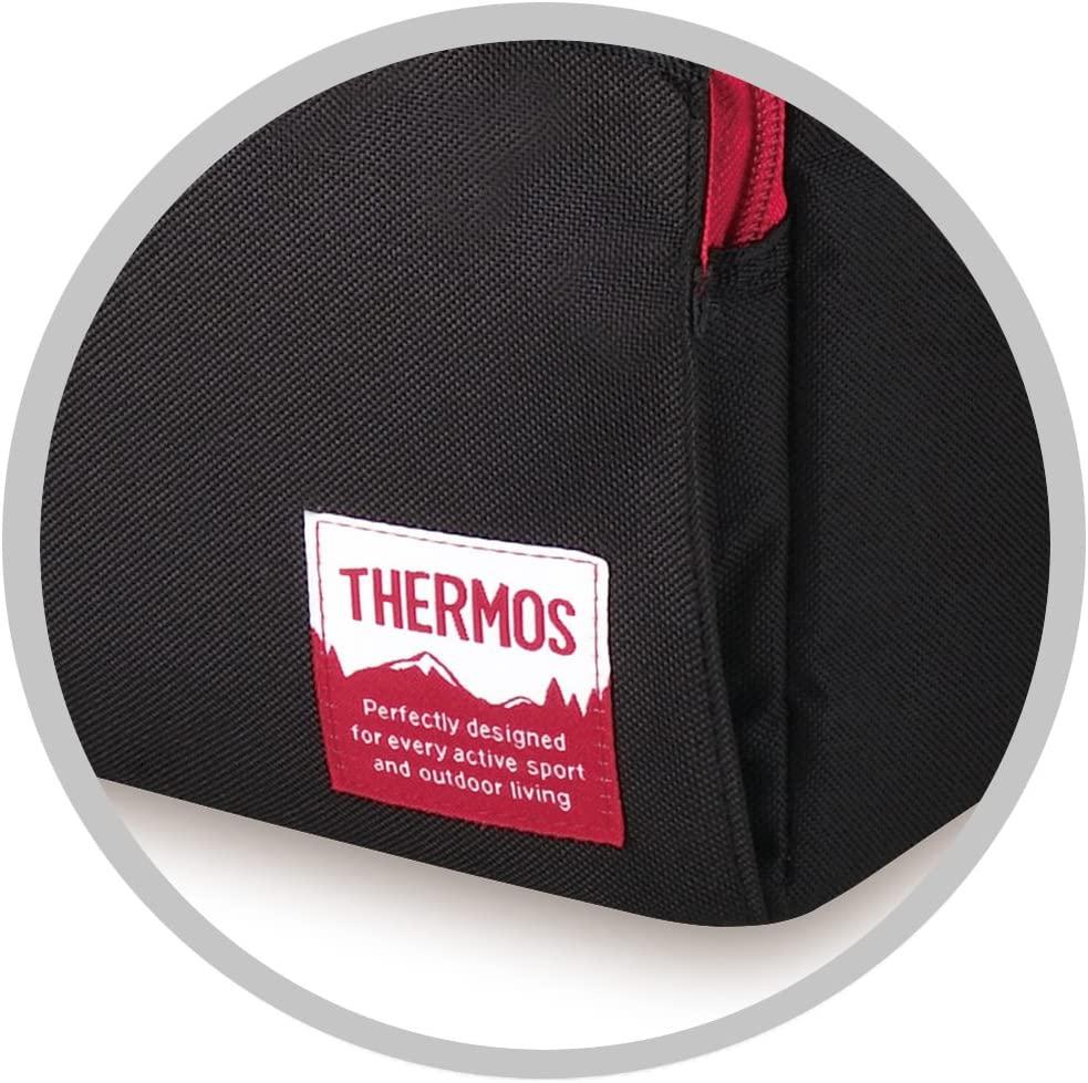 THERMOS(サーモス)ソフトクーラー ブラック REF-005の商品画像4