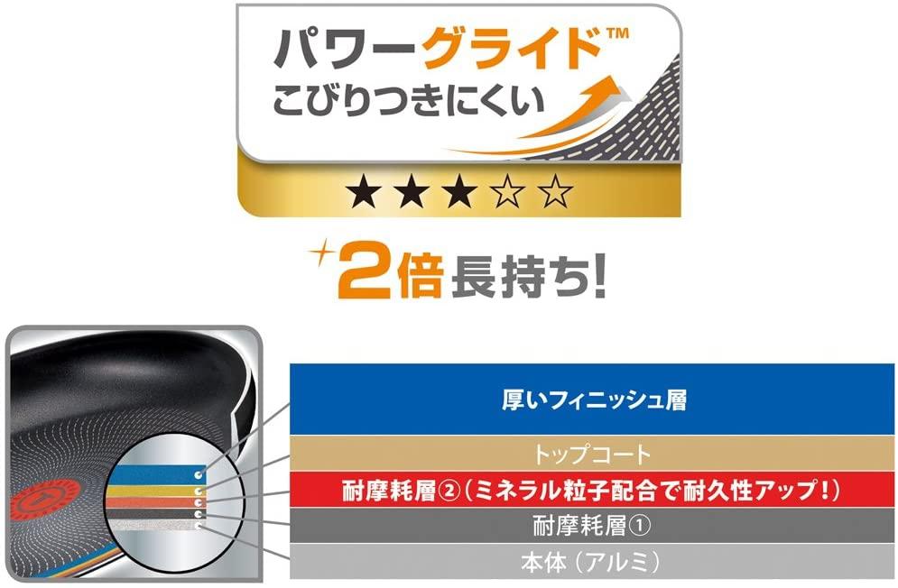 T-fal(ティファール)ディープパン フェアリーローズ 22cmの商品画像4