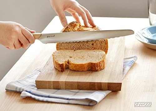 貝印(KAI) ブレッドナイフ pas mal WAVECUT(パマル ウェーブカット) AB5630の商品画像5