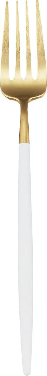 Cutipol(クチポール) GOA ホワイト ゴールド デザートフォーク CT-WGO-GB-07の商品画像