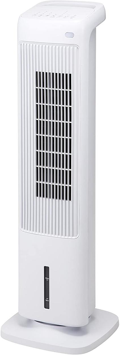 THREEUP(スリーアップ) 加湿機能付スリムタワー温冷風扇 ヒート&クール HC-T1804WHの商品画像2