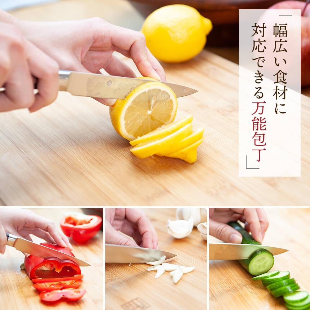 ISSIKI(いっしき) Cutlery ペティナイフ ステンレス 120mmの商品画像7