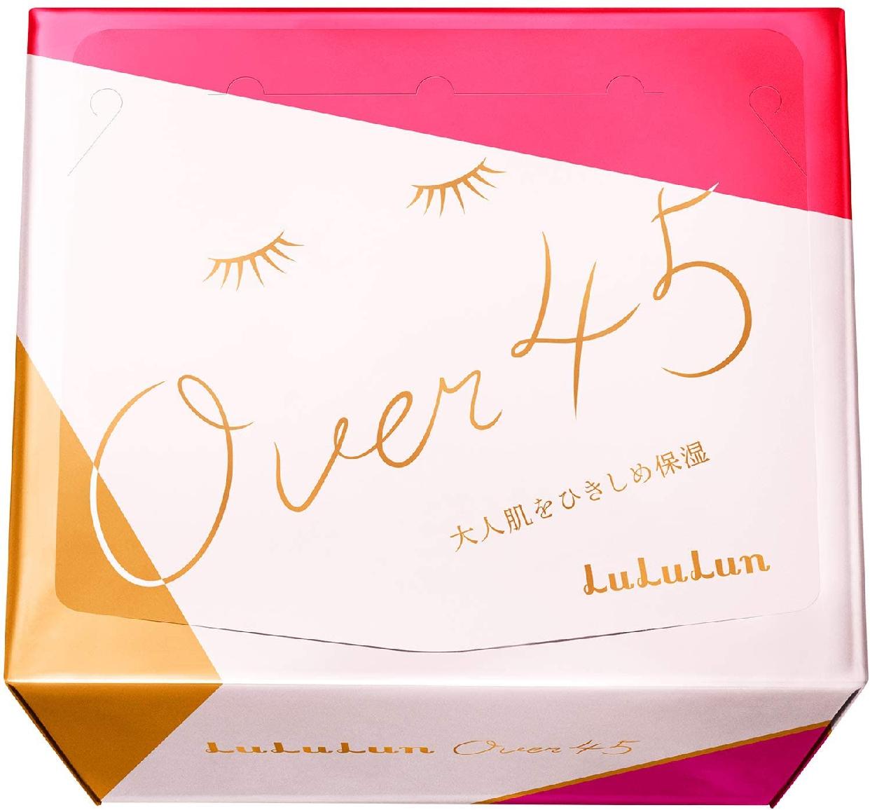LuLuLun(ルルルン) Over45 カメリアピンク