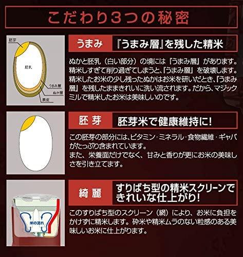 サタケマジックミル  RSKM5D レッドの商品画像7