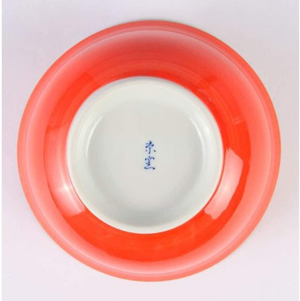 みのる陶器 赤巻ラーメン丼 6.3寸の商品画像7