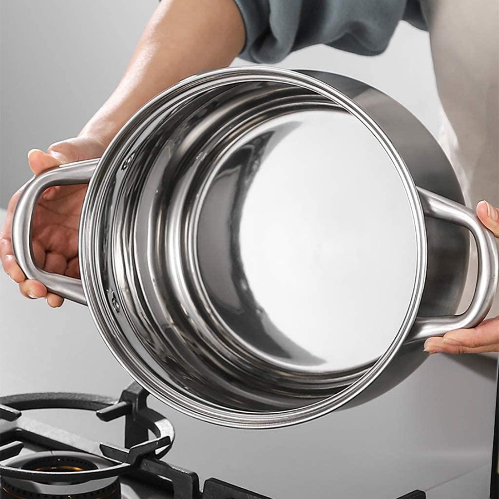 Heavy(ヘアビー)ステンレスポット (Size : 24*26cm) シルバーの商品画像5