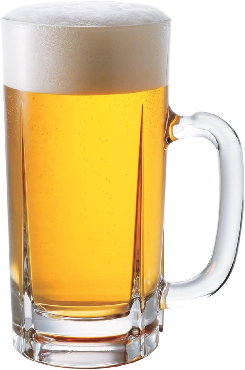 ADERIA(アデリア) ビールジョッキ クリアの商品画像