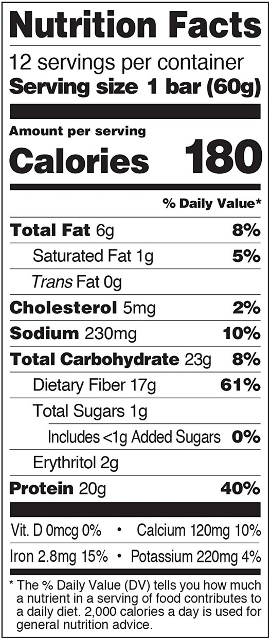 Quest Nutrition(クエストニュートリション) プロテインバーの商品画像10