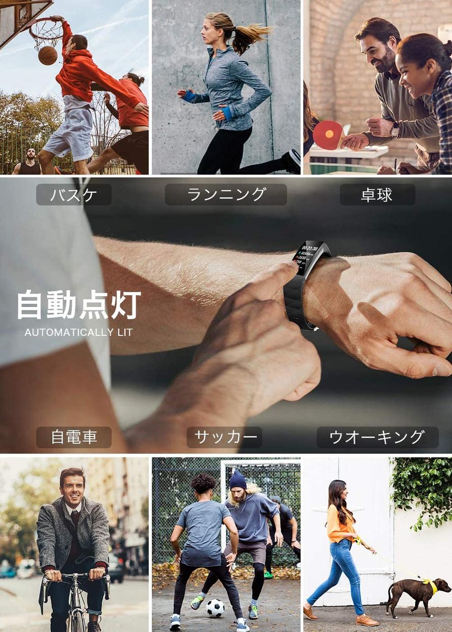 itDEAL(イットディール) スマートウォッチ L8の商品画像6