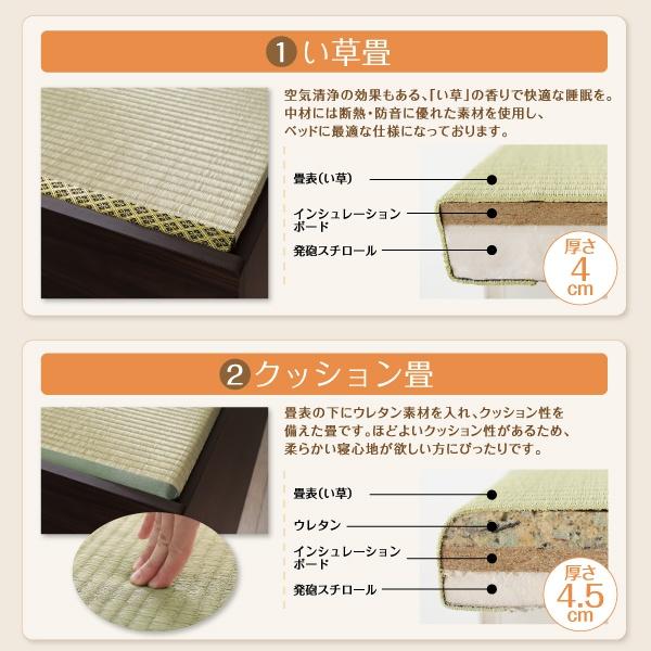 Kinoshita.net ファミリー畳ベッドの商品画像3
