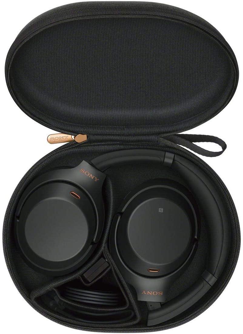 SONY(ソニー) ワイヤレスノイズキャンセリングステレオヘッドセット WH-1000XM3の商品画像3