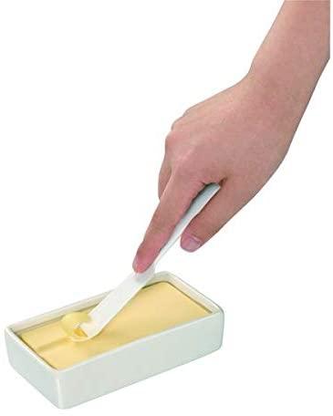 小久保工業所(コクボコウギョウショ)ピーラー式バターナイフ KK-272 白の商品画像6