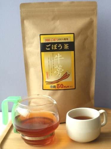 石垣食品 国産ごぼう茶の商品画像4