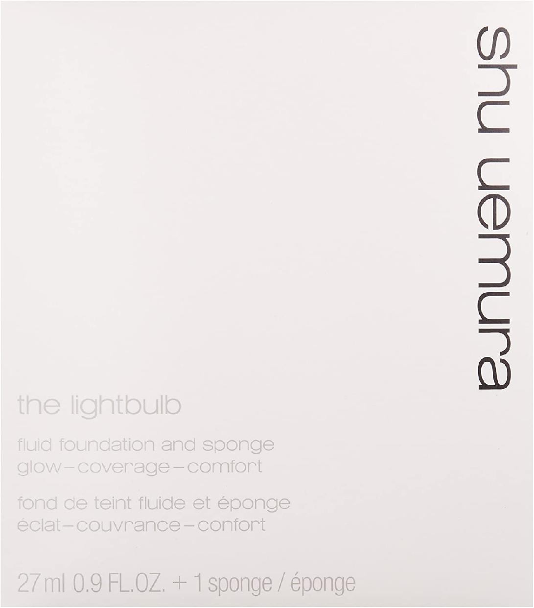 shu uemura(シュウ ウエムラ) ザ・ライトバルブ フルイドの商品画像3