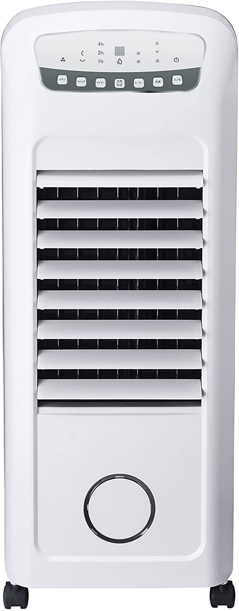 THREEUP(スリーアップ) 加湿機能付温冷風扇 ヒート&クール HCT1802の商品画像
