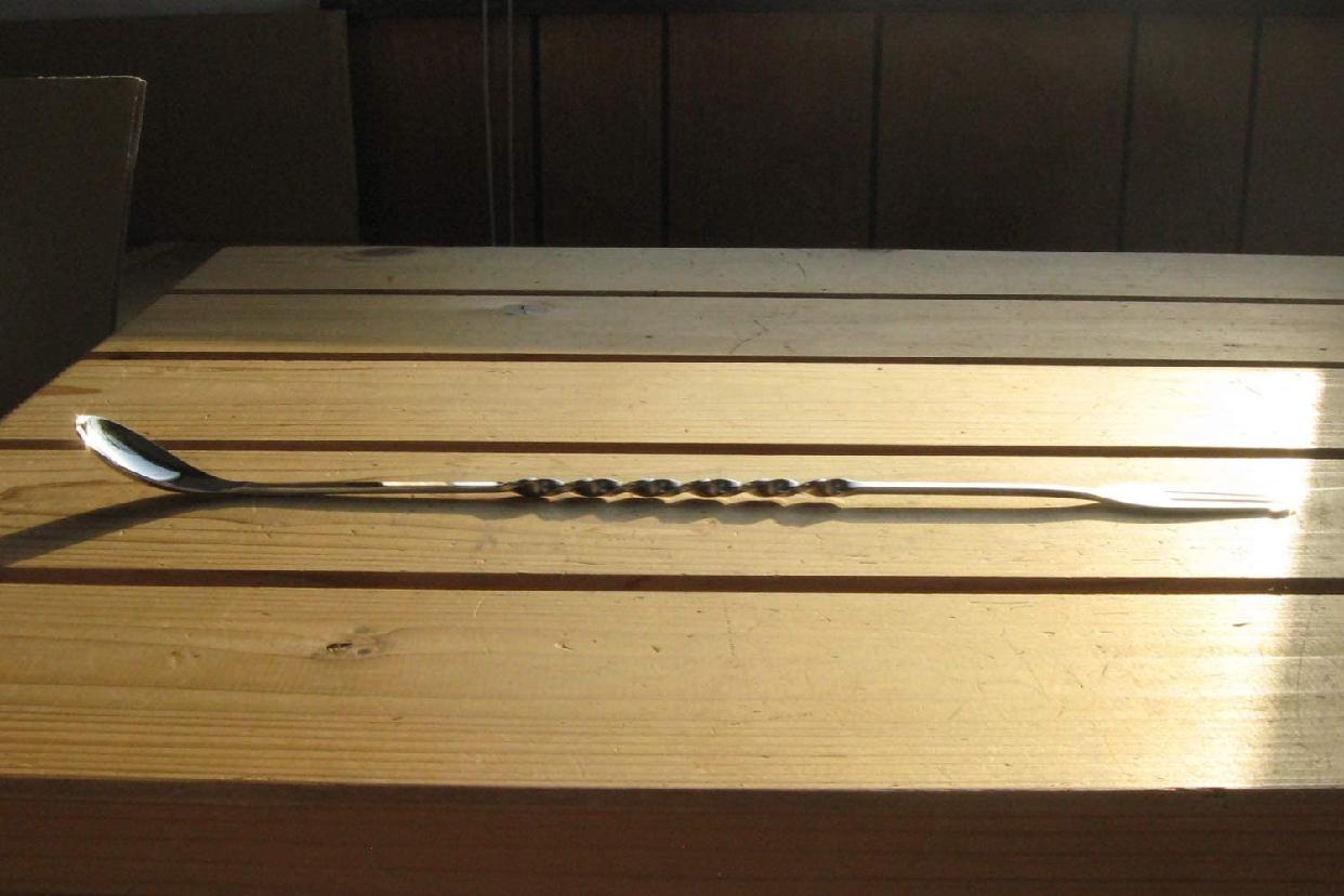 NAGAO(ナガオ)バースプーン32cm 18-0ステンレス シルバーの商品画像3