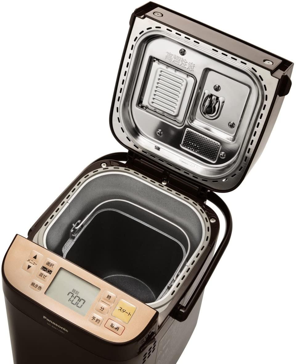 Panasonic(パナソニック)1斤タイプ ホームベーカリー SD-BMT1001の商品画像3