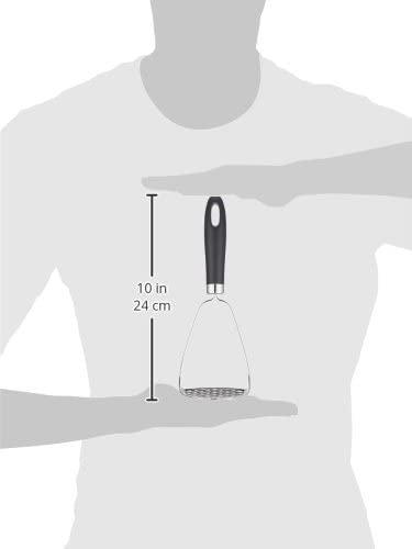 愛妻専科(アイサイセンカ)ポテト マッシャー AL-18 ブラックの商品画像2