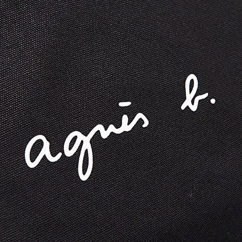 agnes b.(アニエスベー)コットントートバッグ ブラック GO03‐01の商品画像5