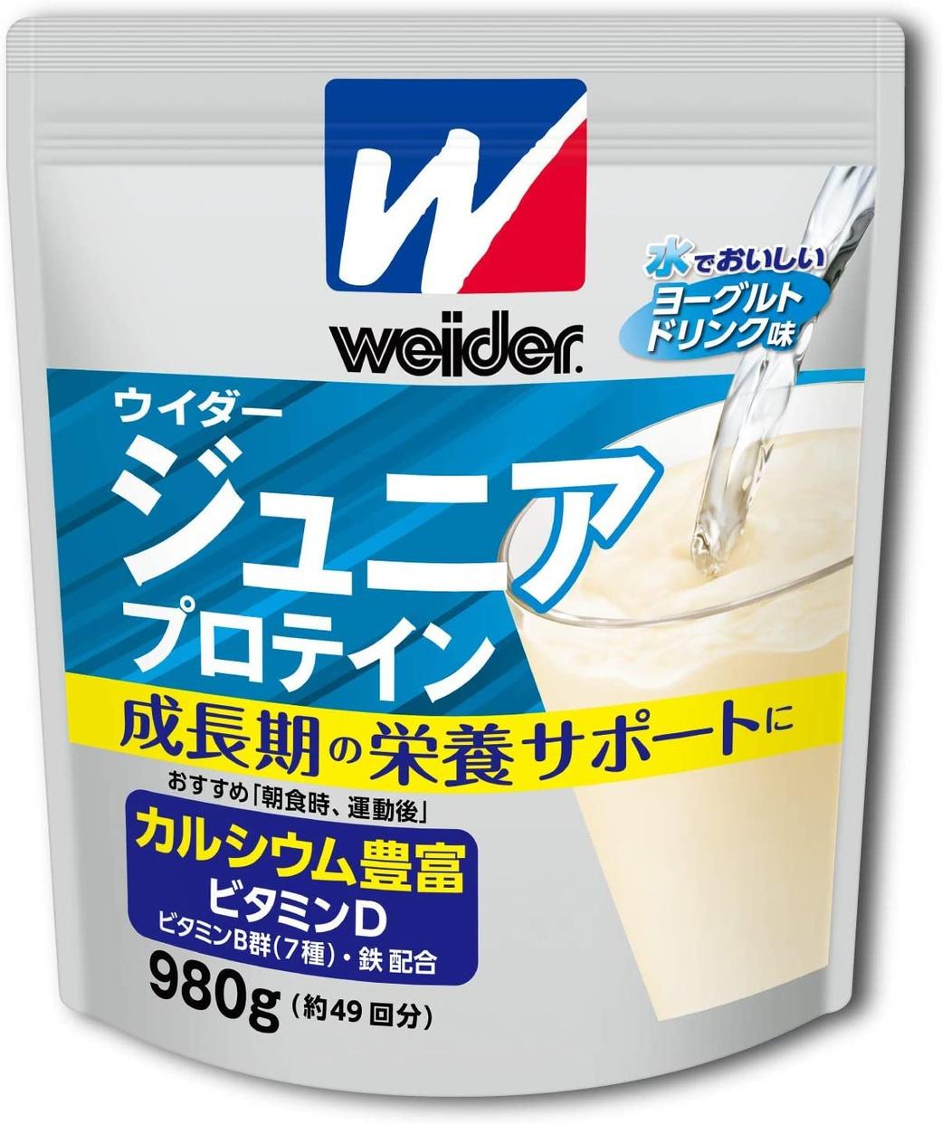 weider(ウイダー) ジュニアプロテインの商品画像