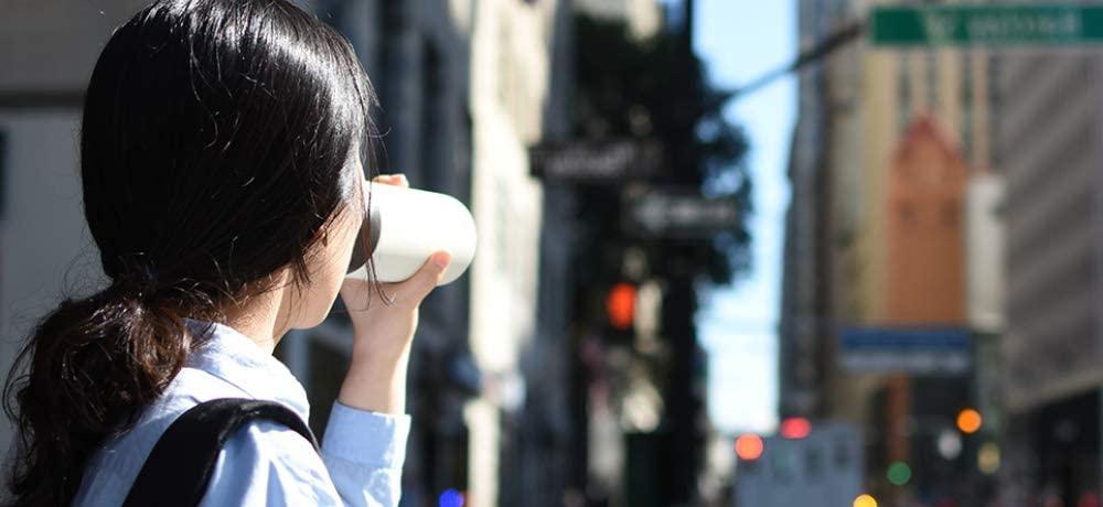 KINTO(キントー) トラベルタンブラー 350ml 20934 カーキの商品画像5