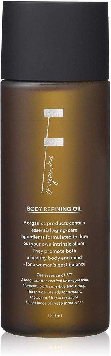 F organics(エッフェオーガニック) ボディリファイニングオイルの商品画像