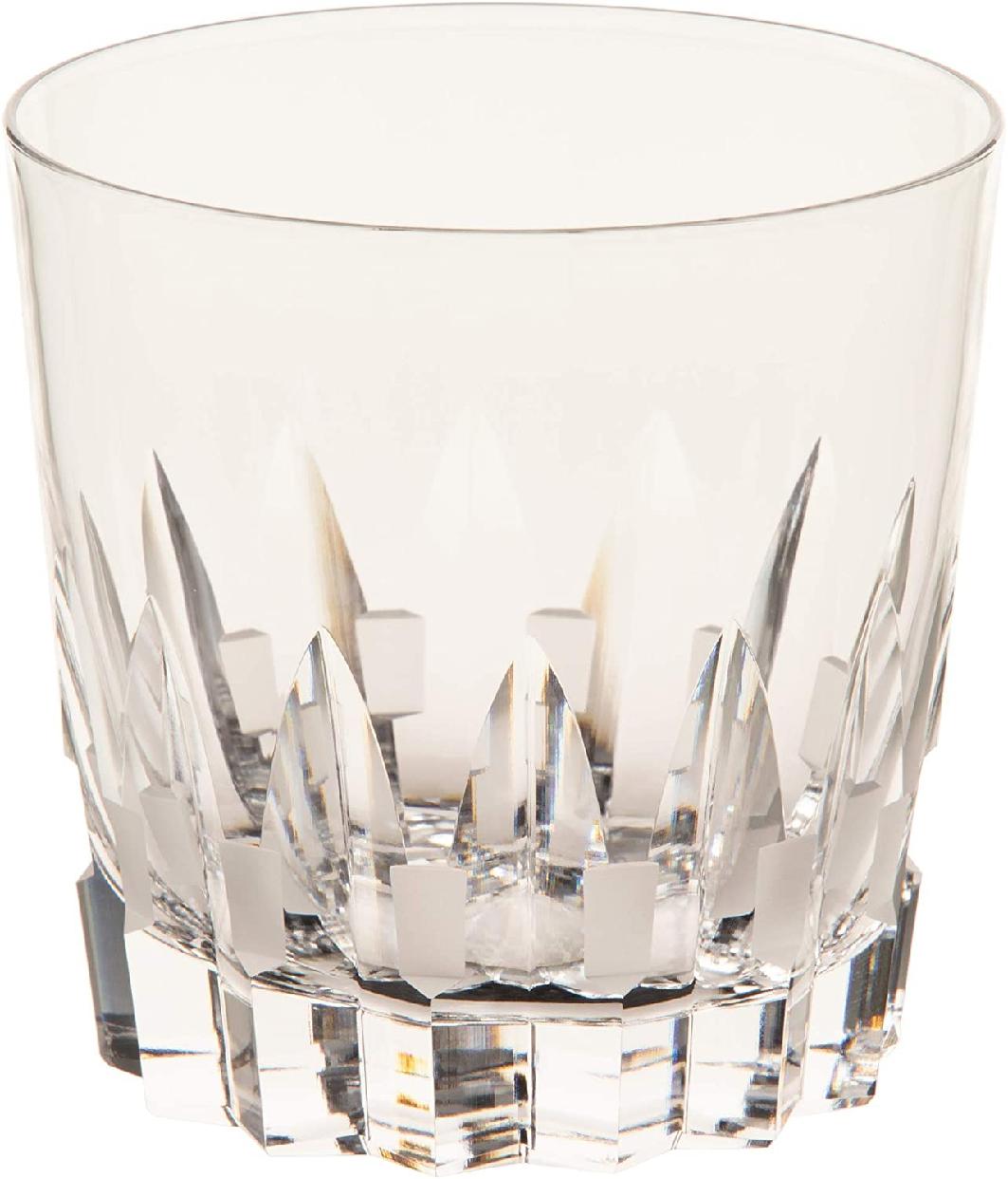 カガミクリスタル ロックグラス<校倉>270㏄ T394-312の商品画像