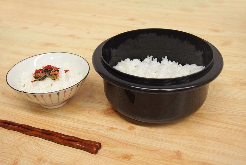 富士パックス販売 圧力弁でおいしく炊ける電子レンジ用炊飯器 FP-336の商品画像2