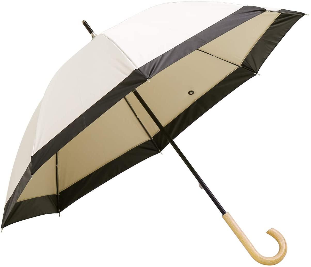 MODERN DECO(モダンデコ) 晴雨兼用 UVカット日傘 エッジラインタイプの商品画像
