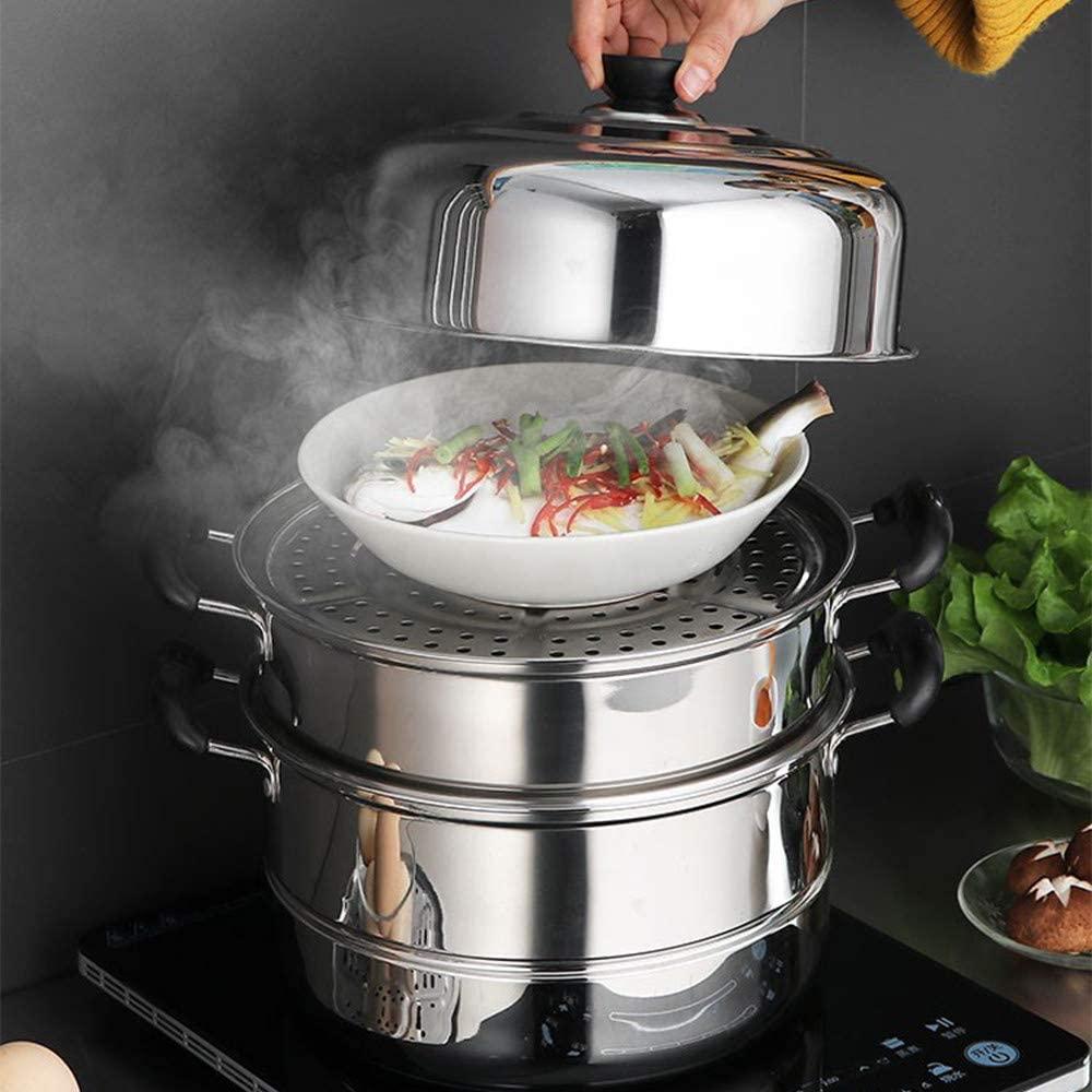 Minsell 蒸しもの鍋の商品画像9