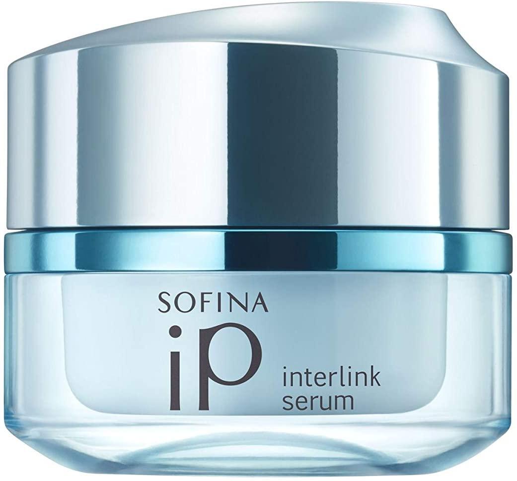 SOFINA  iP(ソフィーナ アイピー) インターリンクセラム うるおって弾むようなハリ肌へ