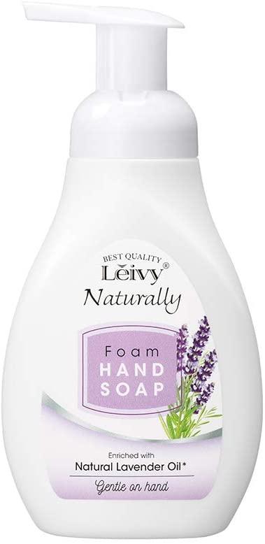 Leivy Naturally(レイヴィー・ナチュラリー) フォームハンドソープの商品画像