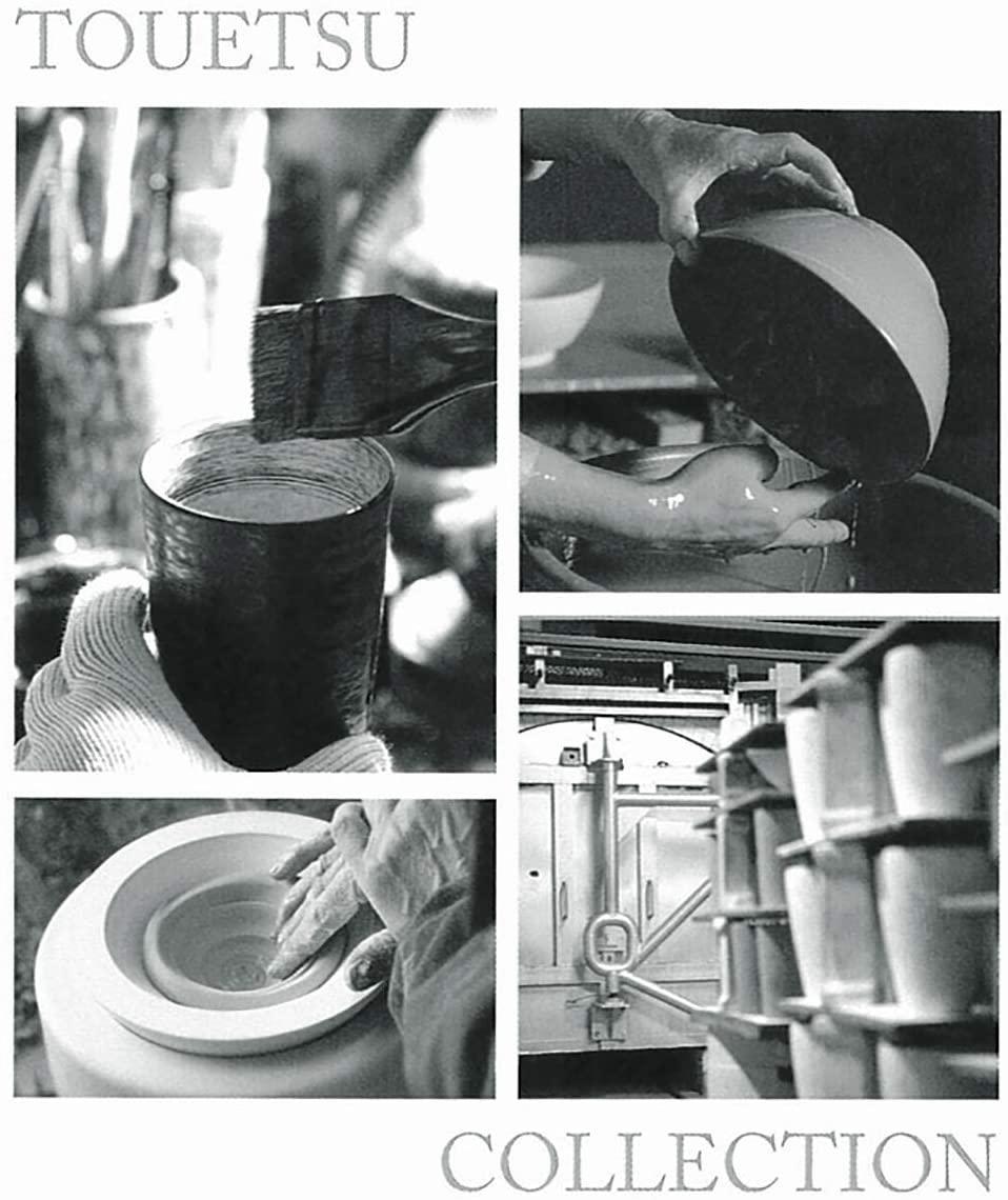 陶悦窯(とうえつがま)焼酎カップ  370cc 雅刷毛(金)の商品画像5