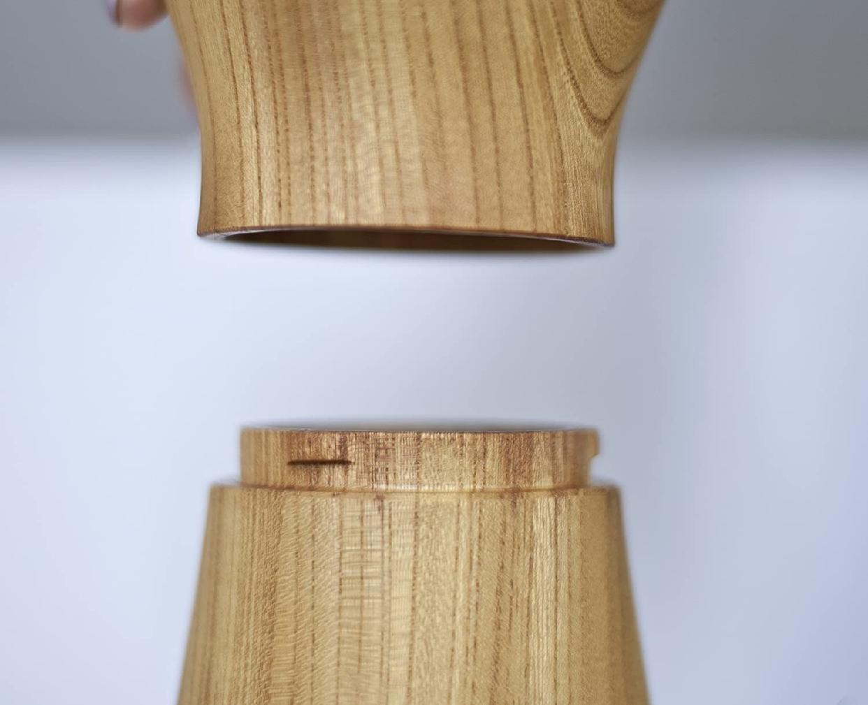 MokuNeji × Kalita(モクネジ × カリタ) コーヒーミルの商品画像5