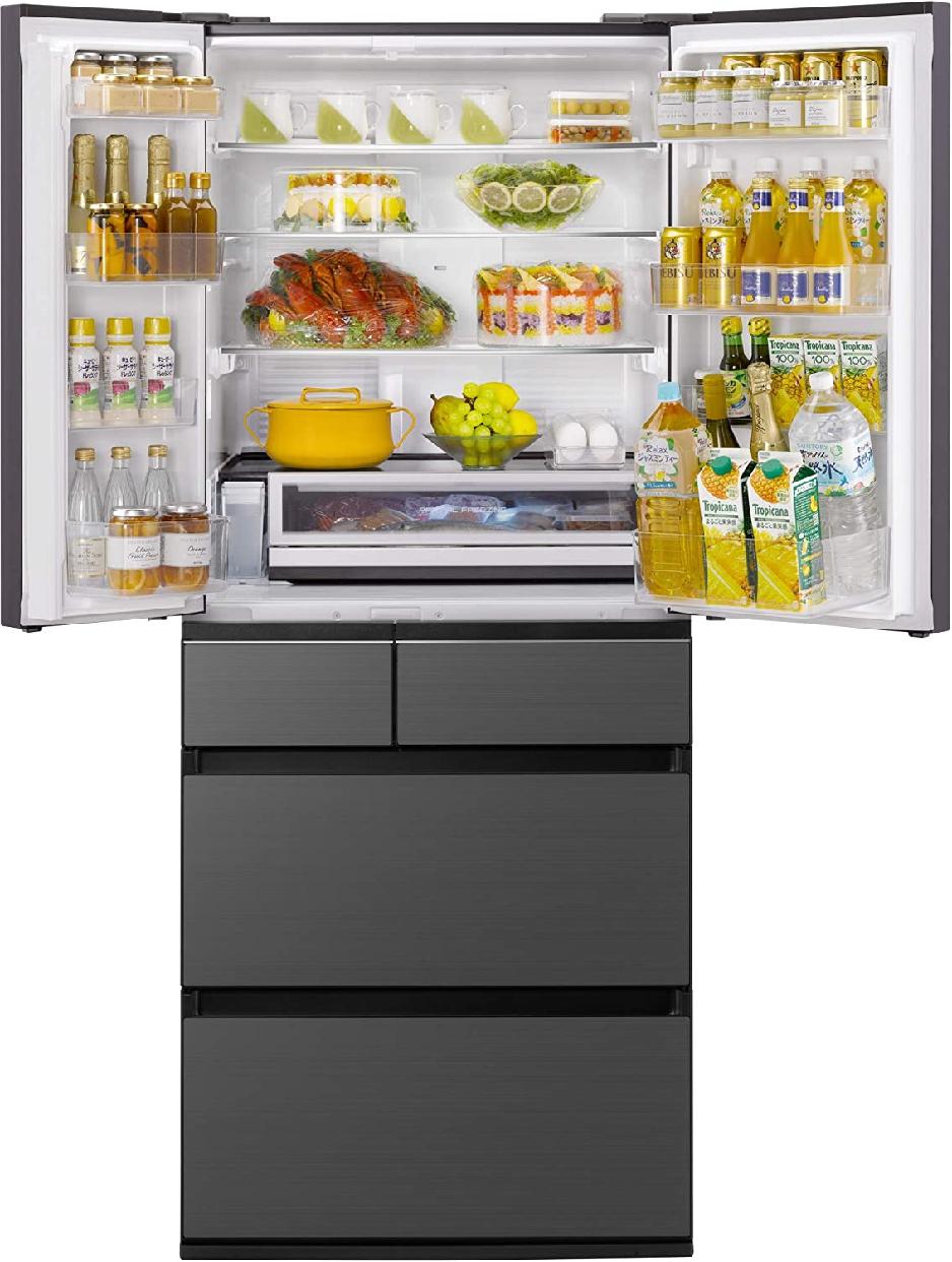 Panasonic(パナソニック)パーシャル搭載冷蔵庫 NR-F656WPXの商品画像2