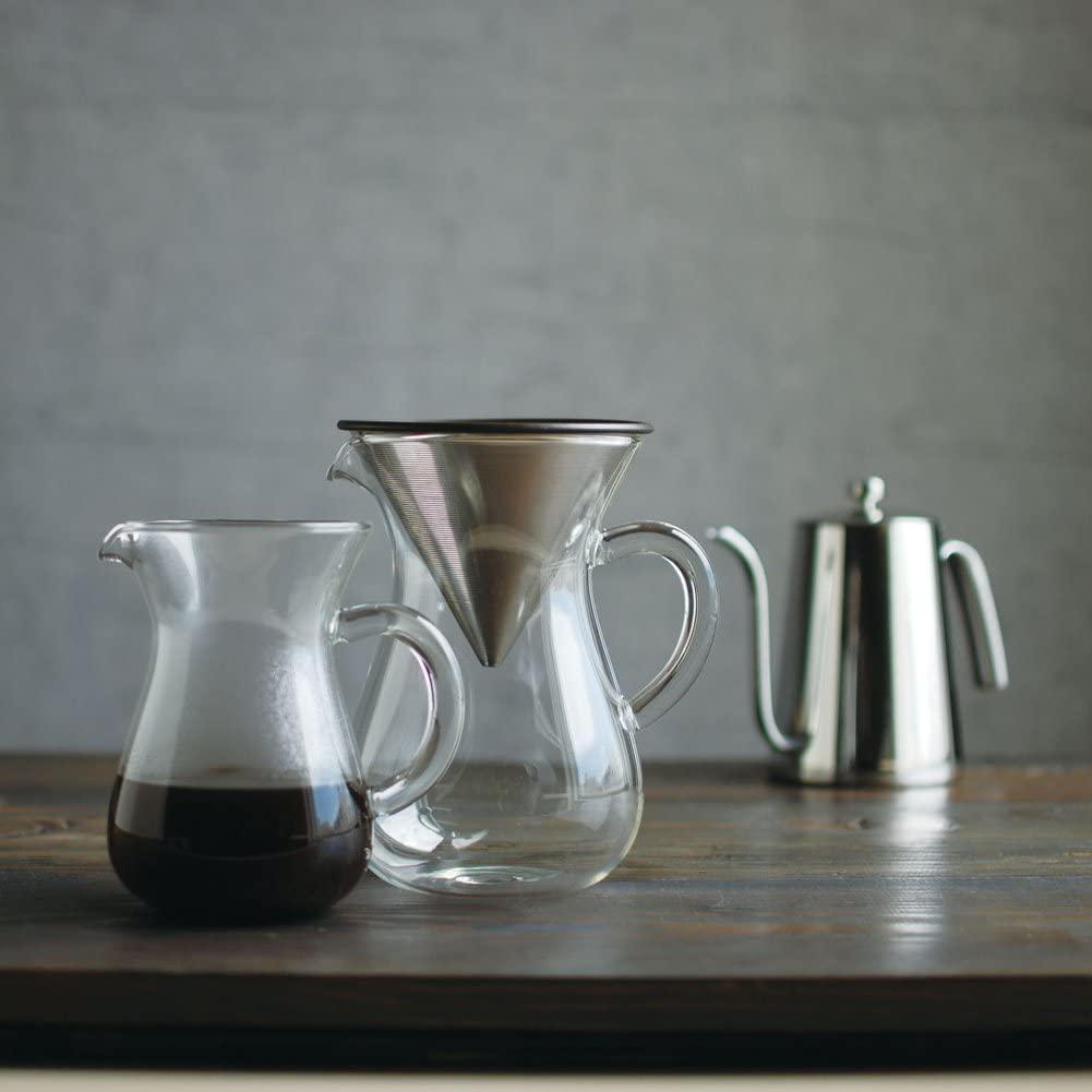 KINTO(キントー) SCS コーヒーカラフェセット 2cups 27620の商品画像5