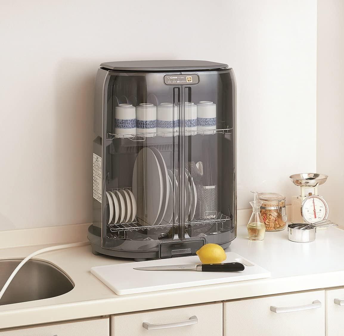象印(ZOJIRUSHI) 食器乾燥器 EY-GB50の商品画像2