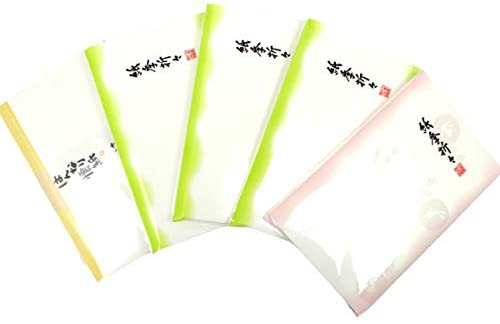 ほんぢ園(ホンヂエン) うさぎづくし懐紙セット 懐紙5帖 000-kaisiset-usagiの商品画像