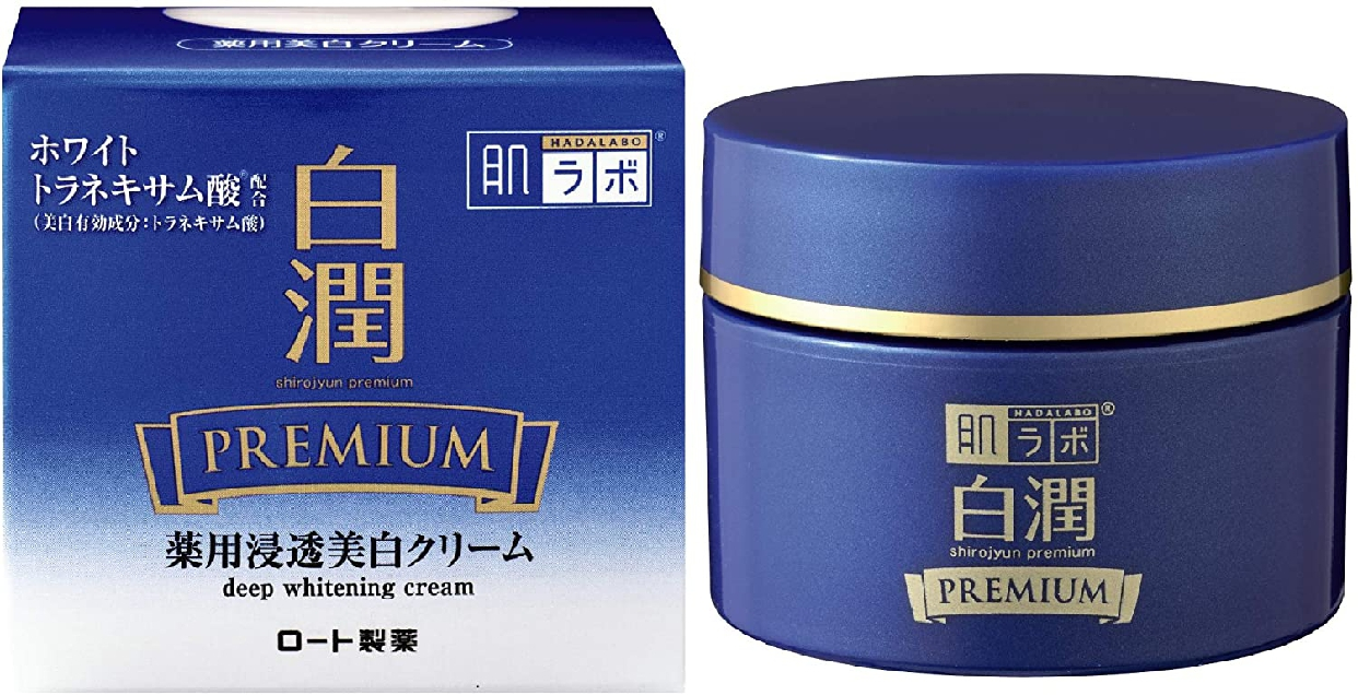肌ラボ(HADALABO) 白潤プレミアム 薬用浸透美白クリームの商品画像6