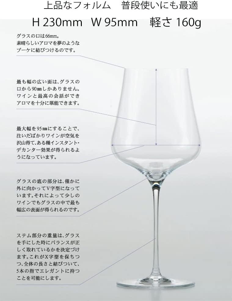 gabriel glas(ガブリエルグラス) マシンメイド:ガブリエルグラスの商品画像4