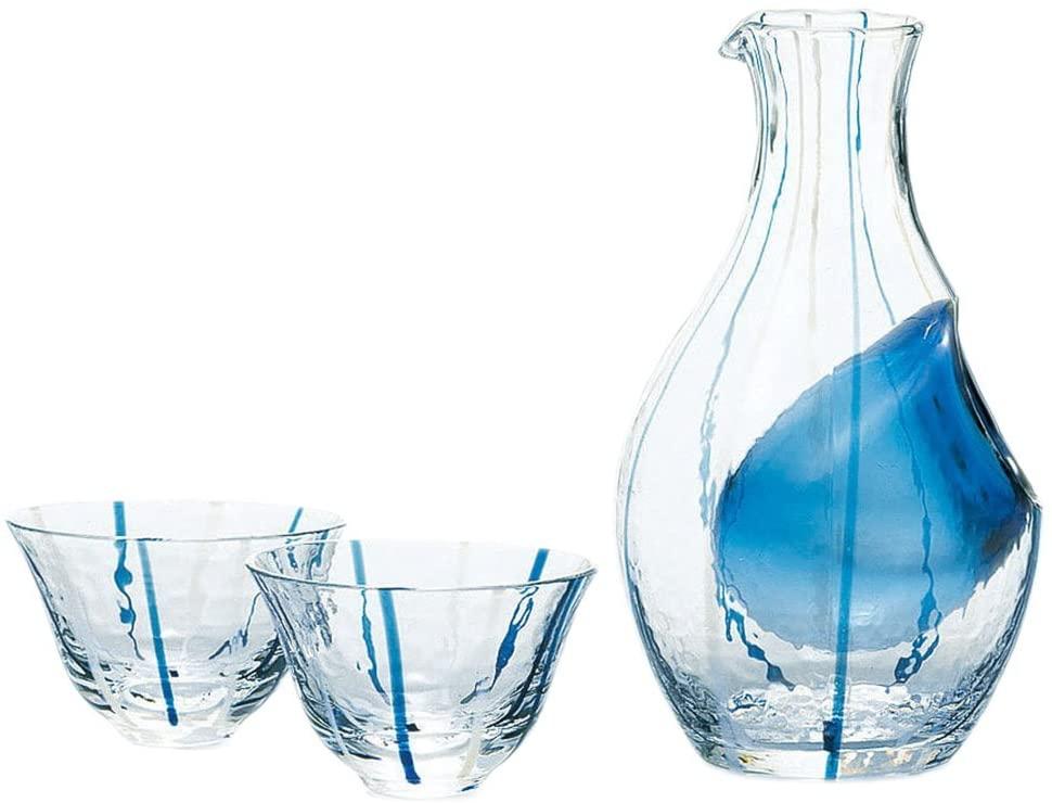 東洋佐々木ガラス(とうようささきがらす)日本酒グラス 冷酒セット G538-M66の商品画像